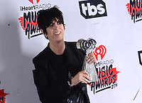 Diane Warren @ the 2016 iHeart Radio Music awards held @ the Forum.<br /> April 3, 2016