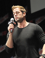 "NEW YORK, NY - OCTOBER 07: William Levy attends  ""Resident Evil: The Final Chapter"" panel at New York ComiCcon at the Theater in Madison Square Garden on October 7, 2016. Photo by: John Palmer/ MediaPunch"