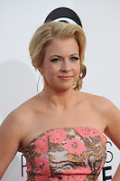 Melissa Joan Hart at the 2014 People's Choice Awards at the Nokia Theatre, LA Live.<br /> January 8, 2014  Los Angeles, CA<br /> Picture: Paul Smith / Featureflash