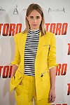 "Ingrid Garcia Jonsson attends to the presentation of the spanish film ""Toro"" at Hotel Hesperia in Madrid, April 19,2016. (ALTERPHOTOS/Borja B.Hojas)"