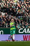 10.02.2019, Weserstadion, Bremen, GER, 1.FBL, Werder Bremen vs FC Augsburg<br /> <br /> DFL REGULATIONS PROHIBIT ANY USE OF PHOTOGRAPHS AS IMAGE SEQUENCES AND/OR QUASI-VIDEO.<br /> <br /> im Bild / picture shows<br /> Davy Klaassen (Werder Bremen #30), <br /> <br /> Foto &copy; nordphoto / Ewert