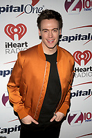 NEW YORK, NY - DECEMBER 8: Erich Bergen at Z100's Jingle Ball 2017 at Madison Square Garden in New York City, Credit: John Palmer/MediaPunch /nortephoto.com NORTEPHOTOMEXICO