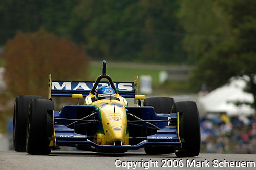 Tonis Kasements at the Champ Car Grand Prix of Road America, 2006<br /> <br /> Please contact me for the full-size image<br /> <br /> For non-editorial usage, releases are the responsibility of the licensee.