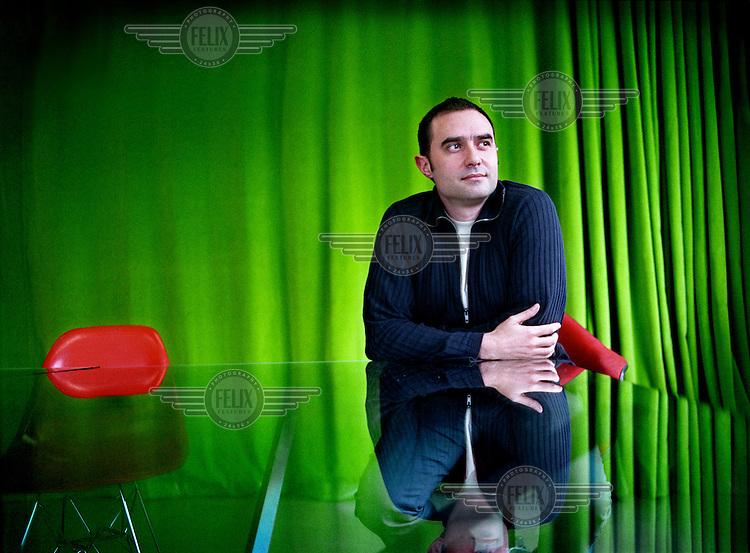 Alejandro Zaera Polo, co-founder of Foreign Office Architects.