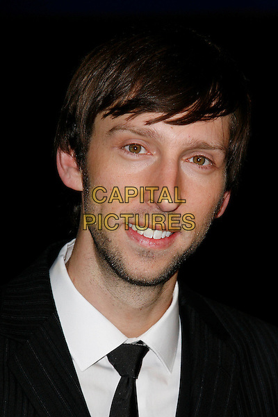 "JOEL DAVID MOORE.Arrivals - World Premiere of ""Avatar"",  Odeon Leicester Square, London, England, UK, December 10th, 2009..portrait headshot black tie stubble beard facial hair .CAP/DAR.©Darwin/Capital Pictures."