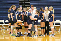 8th Grade Volleyball 1/18/18
