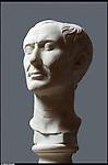 Busto in marmo di Cesare Augusto conservato al museo di Antichità di Torino
