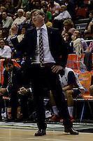 Moncho Fern&aacute;ndez<br /> Liga Endesa ACB - 2014/15<br /> J6<br /> Valencia Basket vs Rio Natura Monbus Obradoiro