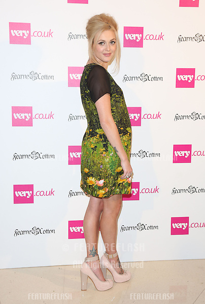 Fearne Cotton arriving for  Spring/Summer 2013 Very.co.uk fashion launch, London. 13/09/2012 Picture by: Alexandra Glen / Featureflash..