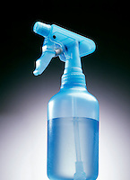 TRANSPARENT PUMP SPRAY BOTTLE<br />