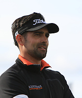 Lee Slattery (ENG) on the 14th tee during Round 4 of the D+D Real Czech Masters at the Albatross Golf Resort, Prague, Czech Rep. 03/09/2017<br /> Picture: Golffile | Thos Caffrey<br /> <br /> <br /> All photo usage must carry mandatory copyright credit     (&copy; Golffile | Thos Caffrey)