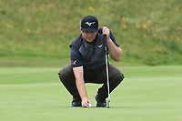 Eddie Pepperell (ENG) on the 14th during Round 4 of the Irish Open at LaHinch Golf Club, LaHinch, Co. Clare on Sunday 7th July 2019.<br /> Picture:  Thos Caffrey / Golffile<br /> <br /> All photos usage must carry mandatory copyright credit (© Golffile | Thos Caffrey)