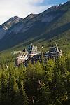 Fairmont Banff Springs Hotel, Banff, Alberta, Canada
