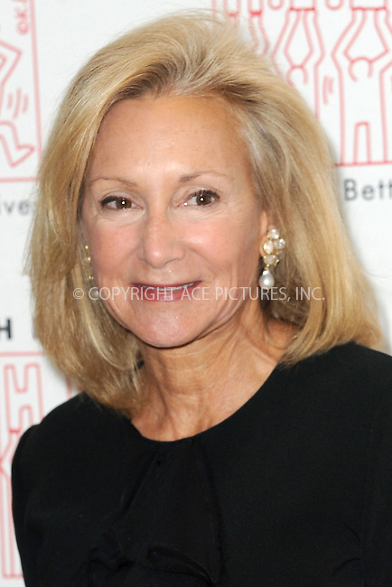 WWW.ACEPIXS.COM<br /> March 16, 2016 New York City<br /> <br /> Karen Klopp arriving to join HELP USA in celebrating survivors of domestic violence and homelessness at 2016 Scholarship Awards Luncheon on Wednesday, March 16, at The Plaza Hotel in New York City.<br /> <br /> Credit: Kristin Callahan/ACE Pictures<br /> Tel: (646) 769 0430<br /> e-mail: info@acepixs.com<br /> web: http://www.acepixs.com