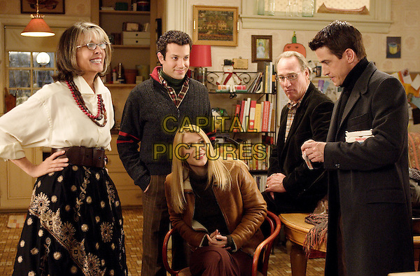 DIANE KEATON, TY GIORDANO, SARAH JESSICA PARKER, CRAIG T. NELSON & DERMOT MULRONEY.in The Family Stone.*Editorial Use Only*.www.capitalpictures.com.sales@capitalpictures.com.Supplied by Capital Pictures.