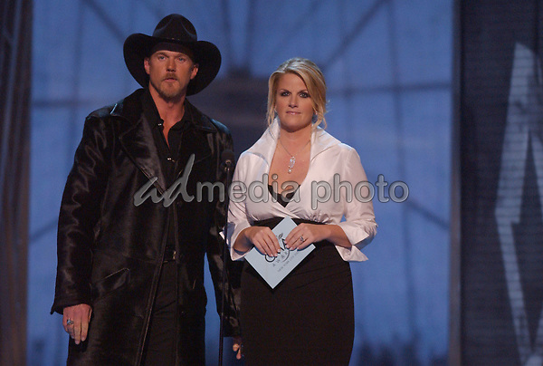 15 November 2005 - New York, New York - . 39th Annual CMA Awards held at Madison Square Garden. Photo Credit: Laura Farr/AdMedia