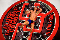 Close Quarters Combat in the Cage at Bojangles Arena in Charlotte, NC.