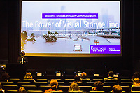 Patrick Farrell discuss the power of visual storytelling with the Emerson community.