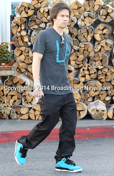 Pictured: Mark Wahlberg<br /> Mandatory Credit &copy; CALA/Broadimage<br /> Mark Wahlberg leaving Bristol Farms in Beverly Hills<br /> <br /> 1/25/14, Beverly Hills, California, United States of America<br /> <br /> Broadimage Newswire<br /> Los Angeles 1+  (310) 301-1027<br /> New York      1+  (646) 827-9134<br /> sales@broadimage.com<br /> http://www.broadimage.com<br /> <br /> <br /> Pictured: Mark Wahlberg<br /> Mandatory Credit &copy; CALA/Broadimage<br /> Mark Wahlberg leaving Bristol Farms in Beverly Hills<br /> <br /> 1/25/14, Beverly Hills, California, United States of America<br /> Reference: 012514_CALA_BDG_012<br /> <br /> Broadimage Newswire<br /> Los Angeles 1+  (310) 301-1027<br /> New York      1+  (646) 827-9134<br /> sales@broadimage.com<br /> http://www.broadimage.com