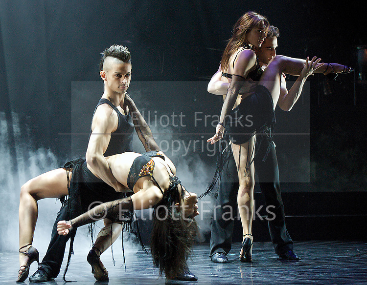Burn the Floor <br />