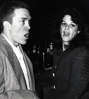 New York City<br /> 1980 <br /> G.E.Smith and Gilda Radner<br /> (married 1980&ndash;1982)<br /> Photo By John Barrett-PHOTOlink.net/MediaPunch