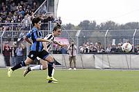 Mozzanica (Bg) 30/09/2017 - campionato di calcio serie A femminile / Mozzanica - Juventus / foto Daniele Buffa/Image Sport/Insidefoto<br /> nella foto: gol Barbara Bonansea