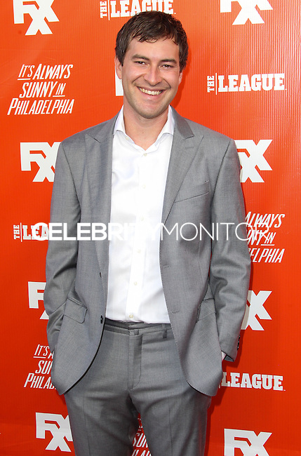 "HOLLYWOOD, CA - SEPTEMBER 03: FXX Network Launch Party And Premieres For ""It's Always Sunny In Philadelphia"" And ""The League""' held at Lure on September 3, 2013 in Hollywood, California. (Photo by Xavier Collin/Celebrity Monitor)"