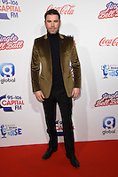 Dave Berry<br /> at the Jingle Bell Ball 2016, O2 Arena, Greenwich, London.<br /> <br /> <br /> ©Ash Knotek  D3208  03/12/2016