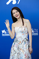 Qi Wei at the &quot;Zhuibu (Manhunt) &quot; photocall, 74th Venice Film Festival in Italy on 8 September 2017.<br /> <br /> Photo: Kristina Afanasyeva/Featureflash/SilverHub<br /> 0208 004 5359<br /> sales@silverhubmedia.com