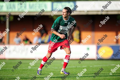 2014-07-22 / Voetbal / seizoen 2014-2015 / KFC Houtvenne / Said El Harchi<br /><br />Foto: mpics.be