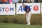 Lee Westwood chips to the 18th hole during his third round of the 2008 Open de France ALSTOM at Le Golf National, Paris, France - 28th June 2008 (Photo by Manus O'Reilly/GOLFFILE)