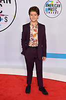 Gaten Matarazzo at the 2017 American Music Awards at the Microsoft Theatre LA Live, Los Angeles, USA 19 Nov. 2017<br /> Picture: Paul Smith/Featureflash/SilverHub 0208 004 5359 sales@silverhubmedia.com