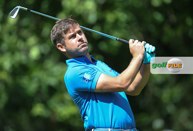 Robert Rock (ENG) carded a 70 during the Final Round of the BMW PGA Championship from Wentworth Golf Club, Virginia Waters, London, UK. Picture:  David Lloyd / www.golffile.ie