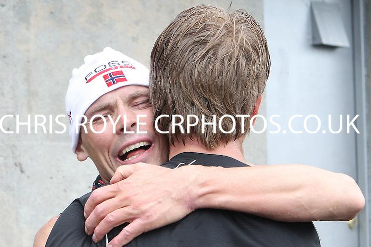 Race number 2 -  Henrik Oftedal - Sunday Norseman Xtreme Tri 2012 - Norway - photo by chris royle / boxingheaven@gmail.com