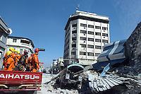 Terremoto en Haiti..Lugar:Haiti.Foto:Cesar de la Cruz.Fecha:.