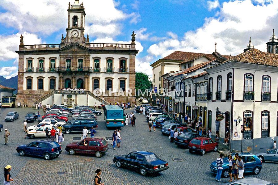 Museu da Inconfidência em Ouro Preto, Minas Gerais.1999. Foto de Juca Martins.