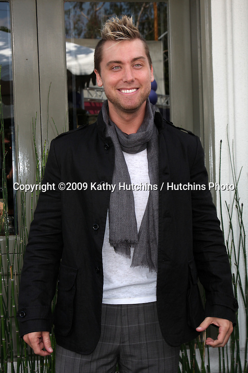 Lance Bass  arriving at the 7th Annual John Varvatos Stuart House Benefit at the John Varvatos Store in West Hollywood, CA  on.March 8, 2009.©2009 Kathy Hutchins / Hutchins Photo...                .