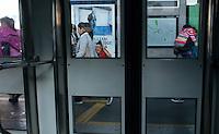 Metrobus Linea 1, Mexico DF, Mexico