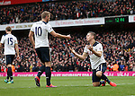 Tottenham's Kevin Wimmer looks on dejected after scoring an own goal during the Premier League match at the Emirates Stadium, London. Picture date November 6th, 2016 Pic David Klein/Sportimage