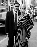 Sharon Stone and husband Phil Bronstein 1999<br /> Photo By John Barrett/PHOTOlink
