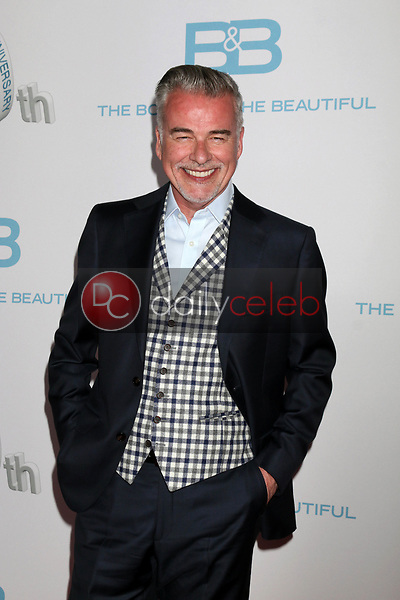 "Ian Buchanan<br /> at the ""The Bold and The Beautiful"" 30th Anniversary Party, Clifton's Downtown, Los Angeles, CA 03-18-17<br /> David Edwards/DailyCeleb.com 818-249-4998"