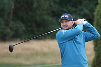 Andy Sullivan (ENG) during the third round of the Porsche European Open , Green Eagle Golf Club, Hamburg, Germany. 07/09/2019<br /> Picture: Golffile   Phil Inglis<br /> <br /> <br /> All photo usage must carry mandatory copyright credit (© Golffile   Phil Inglis)