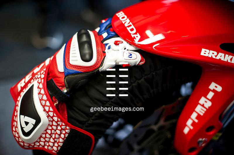 2016 FIM Superbike World Championship, Round 04, Assen, Netherlands, 15-18 April 2016, Supersport, Patrick Jacobsen, Honda