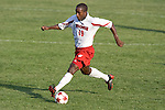 MADISON, WI - SEPTEMBER 4: The Wisconsin Badgers soccer team against the Drake Bulldogs at the McClimon Soccer Complex on September 4, 2005 in Madison, Wisconsin. The Badgers beat the Bulldogs 2-1 in overtime. Photo by David Stluka.