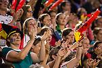 18.07.2017, Rat Verlegh Stadion, Breda, NLD, Breda, UEFA Women's Euro 2017 , <br /> <br /> im Bild | picture shows<br /> Fans applaudieren der deutschen Mannschaft, <br /> <br /> Foto &copy; nordphoto / Rauch