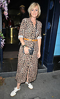 "Jane Moore at the ""The Thunder Girls"" book launch party, The Court, Kingly Street, London, England, UK, on Tuesday 02nd July 2019.<br /> CAP/CAN<br /> ©CAN/Capital Pictures"