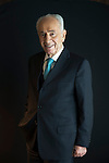 Mcc0062521 . Daily Telegraph<br /> <br /> DT Foreign<br /> <br /> Simon Peres, President of Israel from 2007 to 2014 who has also served two terms as Prime Minster .<br /> <br /> London 19 May 2015