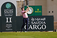 Oliver Wilson (ENG) on the 11th during Round 1 of the Saudi International at the Royal Greens Golf and Country Club, King Abdullah Economic City, Saudi Arabia. 30/01/2020<br /> Picture: Golffile | Thos Caffrey<br /> <br /> <br /> All photo usage must carry mandatory copyright credit (© Golffile | Thos Caffrey)