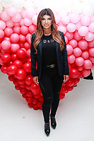 NEW YORK, NY - FEBRUARY 5: Teresa Giudice  at Urban Skin RX Valentine&rsquo;s Day Spa Party hosted by Eva Marcille and Rachel Roff at Pure Space  on February 5, 2019 in New York City. <br /> CAP/MPI/DC<br /> &copy;DC/MPI/Capital Pictures
