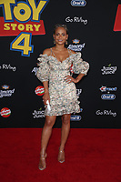 "LOS ANGELES, CALIFORNIA - JUNE 11: Christina Milianattends the premiere of Disney and Pixar's ""Toy Story 4"" on June 11, 2019 in Los Angeles, California.  <br /> CAP/MPIFS<br /> ©MPIFS/Capital Pictures"